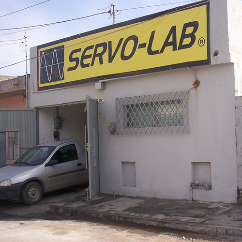 Fachada de Servo-Lab